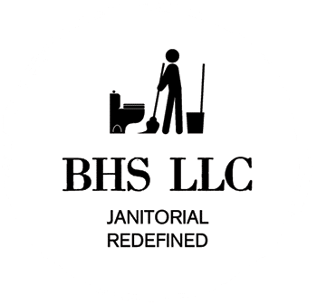BHS LLC Commercial Cleaning Logo