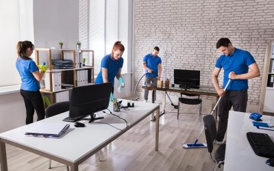 3 Benefits of Hiring a Regular Office Cleaning Service